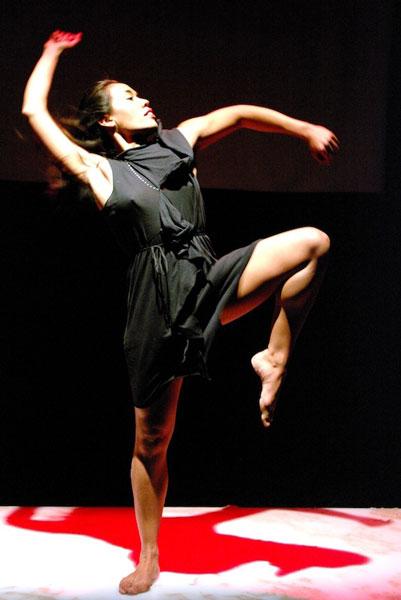 Jade Dewi Tyas Tunggal Dance Classes